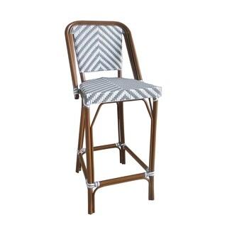Café Bistro Indoor/Outdoor Rattan Bar Chair