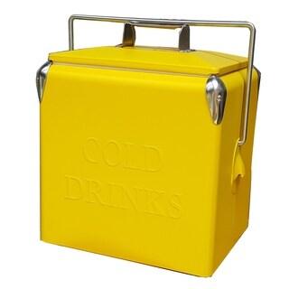 14 QT.Portable Picnic Cooler