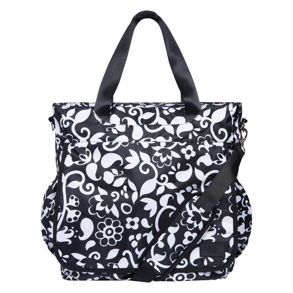 French Bull by Trend Lab Vine Tote Diaper Bag