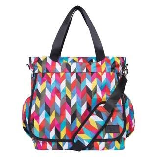 French Bull by Trend Lab Ziggy Condensed Tote Diaper Bag
