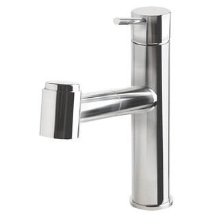 Alfi Brand Polished Stainless Steel Kitchen Faucet