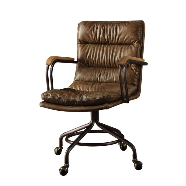 Acme Harith Vintage Whiskey Top Grain Leather Executive