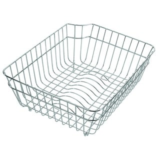 ALFI brand AB70SSB Stainless Steel Ktichen Dish Rack Basket for AB3520DI - Silver