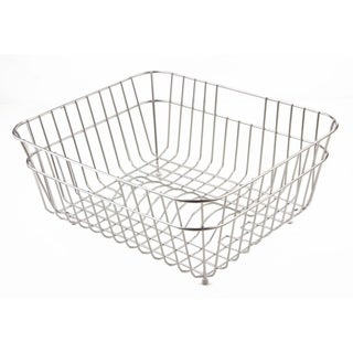 ALFI brand AB65SSB Stainless Steel Basket for Kitchen Sinks - Silver