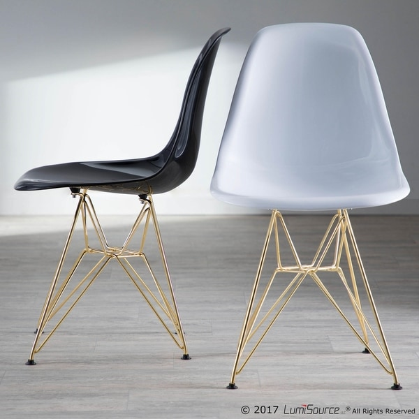 Shop Brady Mid Century Modern Dining Accent Chair Set Of