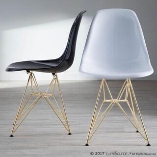 Brady Mid-Century Modern Dining/Accent Chair (Set of 2)