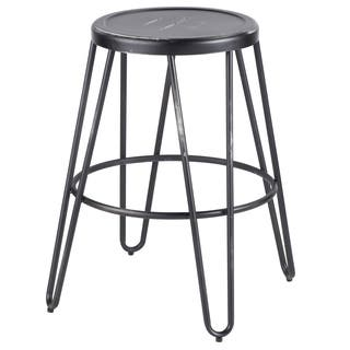 Marvelous Buy Industrial Counter Bar Stools Online At Overstock Machost Co Dining Chair Design Ideas Machostcouk