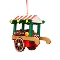 Christian Ulbricht Holiday Christmas Home Decor Car Gingerbread Ornament