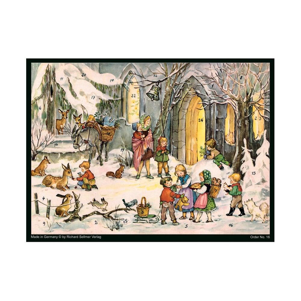Alexander Taron Sellmer Holiday Seasonal Decor Victorian ...
