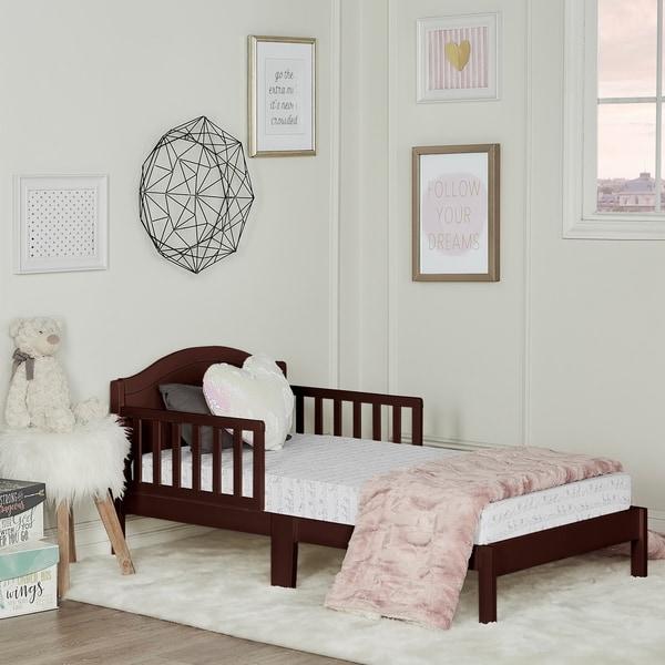 Dream On Me Sydney Toddler bed. Opens flyout.