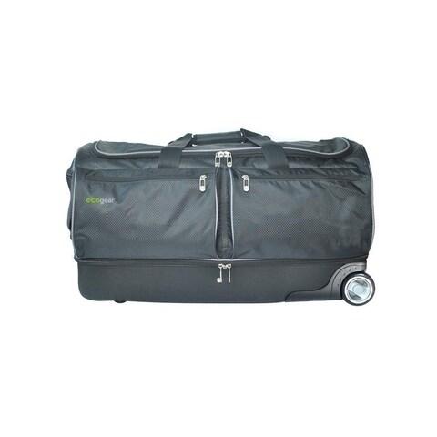 Ecogear 28-inch Wheeled Duffel Bag with Garment Rack