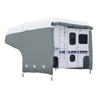Classic Accessories OverDrive PolyPRO 3 Deluxe Camper Cover, Fits 10' - 12' Campers