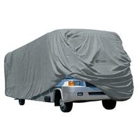 Classic Accessories 80-160-151001-00 Overdrive PolyPro 1 RV Cover for 20' to 24' Class A RVs