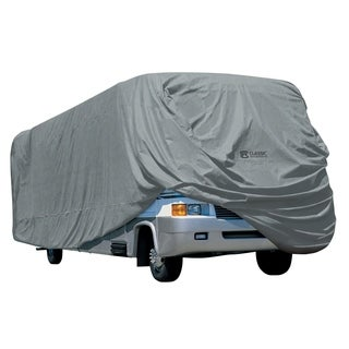 Classic Accessories 80-165-201001-00 Overdrive PolyPro 1 RV Cover for 37' to 40' Class A RVs