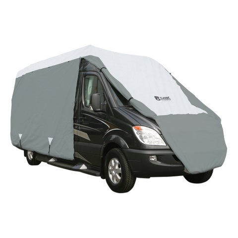 Classic Accessories OverDrive PolyPRO 3 Deluxe Class B RV Cover, Fits 20' - 23' RVs