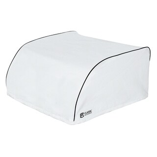 Classic Accessories 80-251-212801-00 RV Air Condition Cover, White