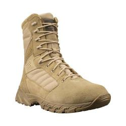 Men's Altama Footwear Foxhound SR 8in Boot Tan Suede
