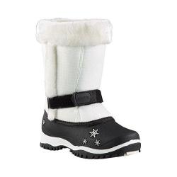 Girls' Baffin Lily Snow Boot White