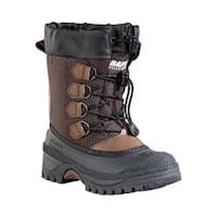 Men's Baffin Muskox Snow Boot Worn Brown
