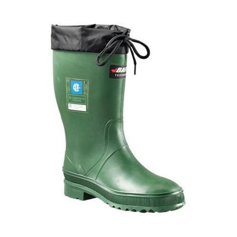 Women's Baffin Storm -30 Steel Toe Industrial Boot Green