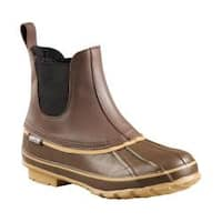 Men's Baffin Bobcat Pull On Duck Boot Black