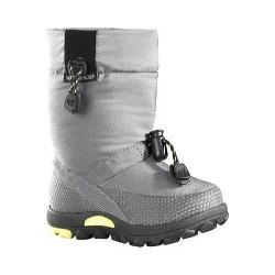 Boys' Baffin Ease Mid Calf Boot Youth Mid Grey/Floro Green