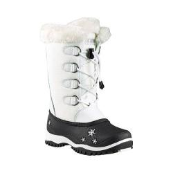 Girls' Baffin Shari Snow Boot White