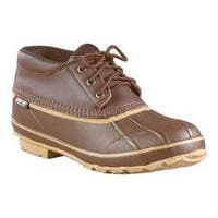 Men's Baffin Whitetail Lace Up Duck Boot Brown