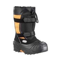 Children's Baffin Young Eiger Snow Boot Black/Expedition Gold