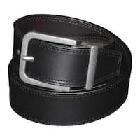 Men's Buxton Dakota Reversible Belt Black