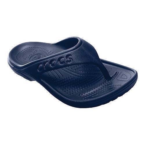 54692491e0d9e Shop Crocs Baya Flip Navy - Free Shipping On Orders Over  45 - Overstock -  17228185