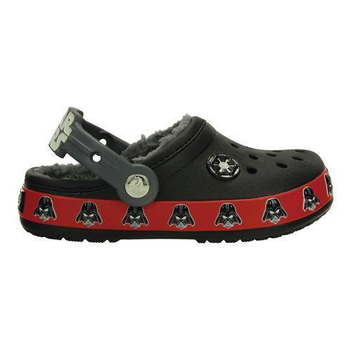 Crocs Boys CB Darth Vader Lined Clog