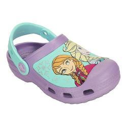 Girls' Crocs CC Frozen Clog- Kids Iris