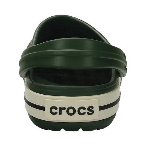 76f9403d6e7b9 ... Thumbnail Children  x27 s Crocs Crocband Clog Kids Forest Green Stucco