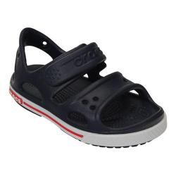 Boys' Crocs Crocband II Sandal Juniors Navy/White