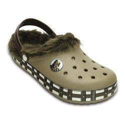 Crocs Crocband Star Wars Chewbacca Lined Khaki
