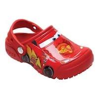 Children's Crocs CrocsFunLab Cars Clog Kids Flame
