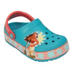 Girls' Crocs CrocsLights Disney Moana Clog Kids Multi