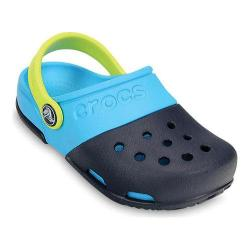 Children's Crocs Electro II Clog Navy/Electric Blue
