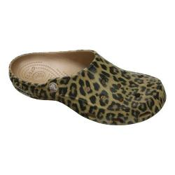 Women's Crocs Freesail Graphic Clog Leopard