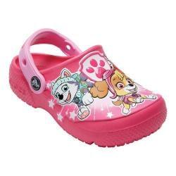 Girls' Crocs FunLab Paw Patrol Clog Vibrant Pink