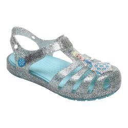 Girls' Crocs Isabella Frozen Sandal Kids Silver