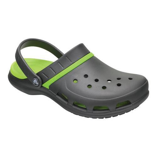 bfe03761c767b1 Shop Crocs MODI Sport Clog Graphite Volt Green - Free Shipping On Orders  Over  45 - Overstock - 17228365