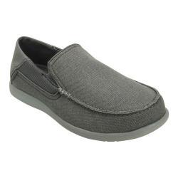Men's Crocs Santa Cruz 2 Luxe Charcoal/Light Grey