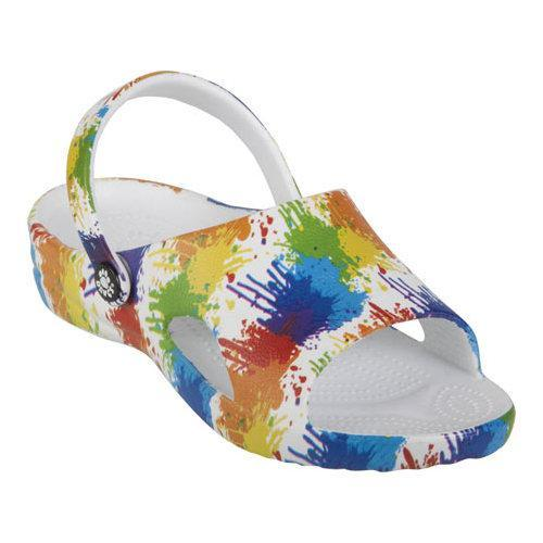 031442c92579 Shop Children s Dawgs Loudmouth Slide Drop Cloth - Free Shipping On Orders  Over  45 - Overstock.com - 17228484