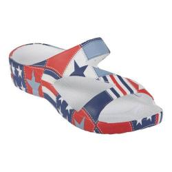 Children's Dawgs Loudmouth Z Sandal Betsy Ross