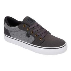 Men's DC Shoes Anvil TX SE Grey/Black/Grey