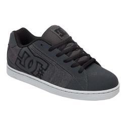 Men's DC Shoes Net SE Skate Shoe Grey Resin Rinse