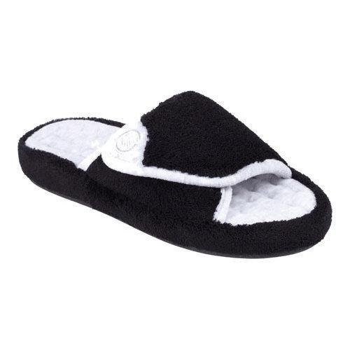 Isotoner Microterry Pillowstep Spa Slide w/Memory Foam (Women's)