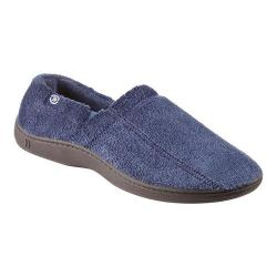 Men's Isotoner Microterry Slip On Navy